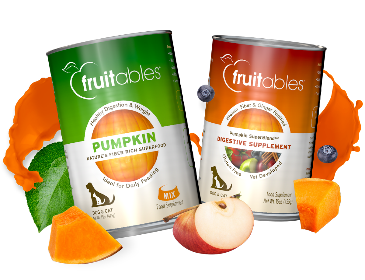Our Canned Pumpkin For Dogs Is Fortified With Fruit And